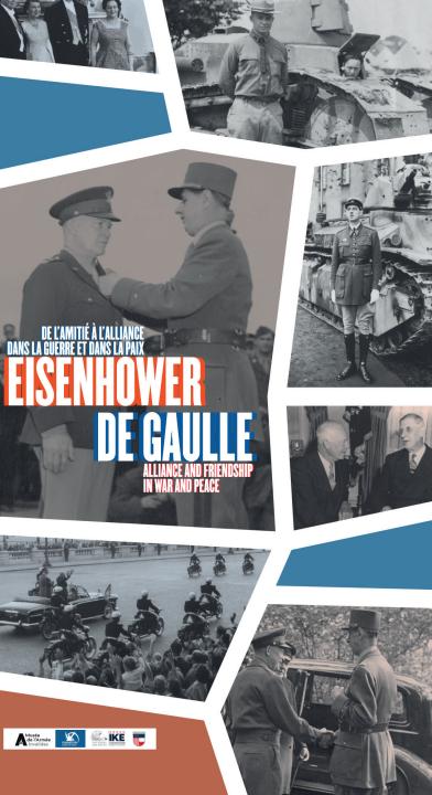 Exposition Eisenhower De Gaulle
